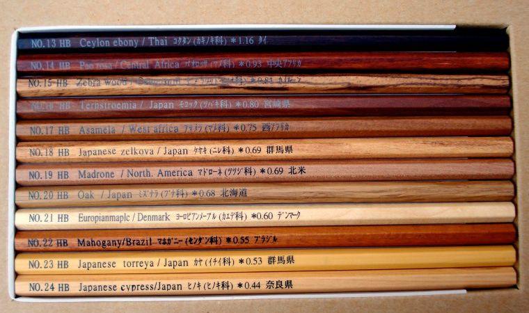 Woods Pencils
