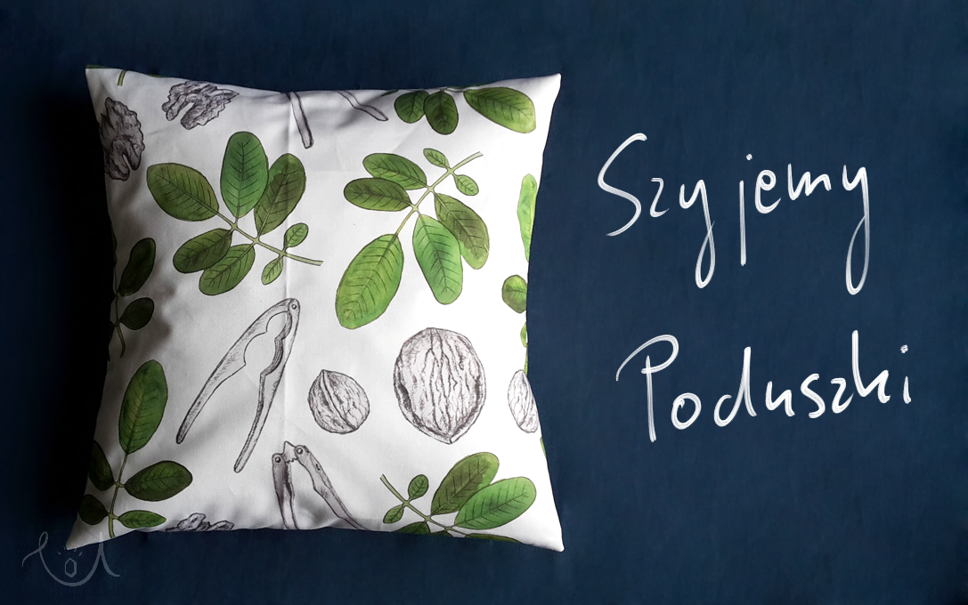 poduszki – pierwszy stopień do przytulności
