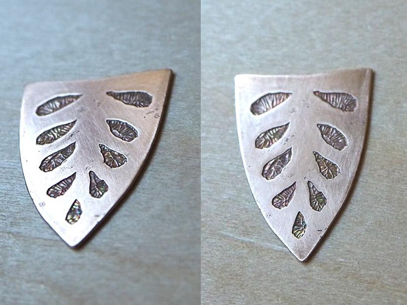 wytrawianie metalu – podejście 2 -chlorek żelaza